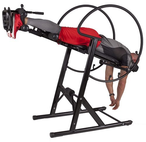 Inversion Table with control
